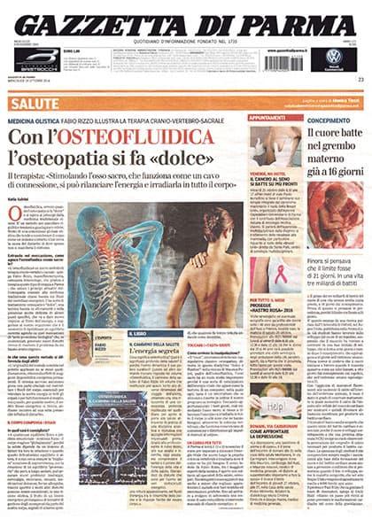 Osteopatia Fluidica