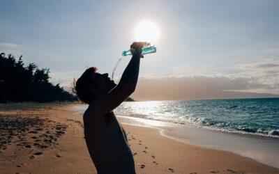 Disidratazione: i benefici dell'acqua