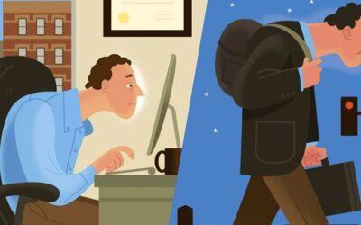 Postura: lo stress incide notevolmente