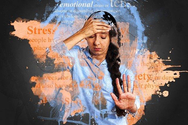 Stress e ansia: le conseguenze sul corpo