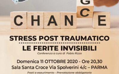 STRESS POST TRAUMATICO – LE FERITE INVISIBILI