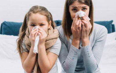 Rimedi naturali per raffreddore